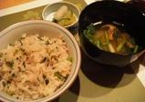 東銀座 和の杜すみか 旬菜としらすの土鍋ごはん2