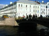 サンクトペテルブルク街並