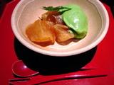 御蔵 蕨餅