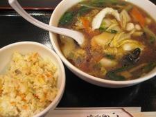 東方一角 麺