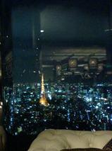 六本木ヒルズクラブの夜景