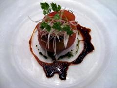 ブルディガラ 前菜