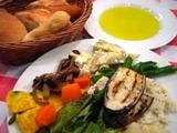 トラットリア アッラマーノ 前菜