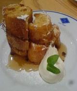 銀座 CAFE FREDY(カフェ・フレディ)フレンチトースト
