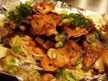銀座 マロニエゲート やきやき三輪 鉄板焼き 牛肉