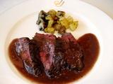 cuisine francaise JJ メイン肉