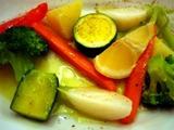 スピエディーニ温野菜サラダ