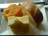三井ガーデンホテル銀座・レストランSkyのパン