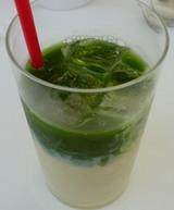 FANCL CAFE(ファンケルカフェ)発芽豆乳甘酒(青汁入り)