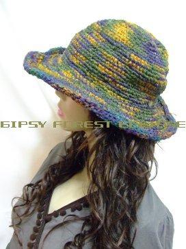 日よけ帽子ヒッピーエスニックファッション通販激安
