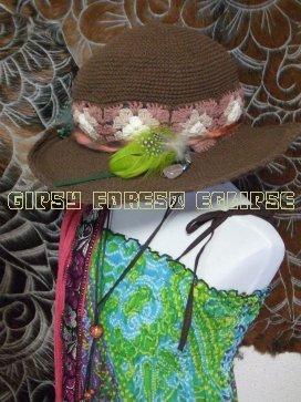 ウェスタンハット日よけ帽子子供ベビーキッズエスニックファッション