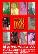 20130609(め)組(DS8)・フライヤー(高橋版)