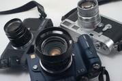 Panasonic DMC-G1 Leica M