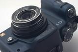 DMC-G1に INDUSTAR-69 28mmf2.8 パンケーキ