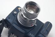 Panasonic DMC-G1 Leica M ズミクロン 50mm f2.0