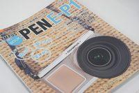 Pen E-P1 Book