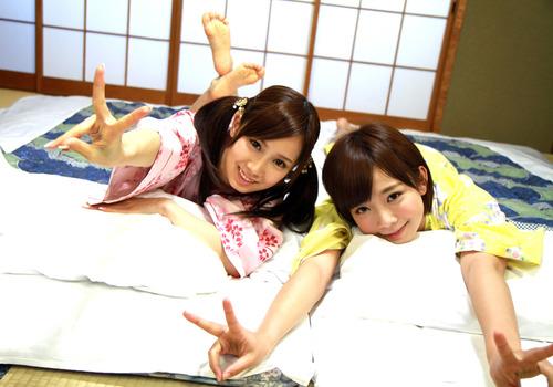 小島みなみ&紗倉まな-06