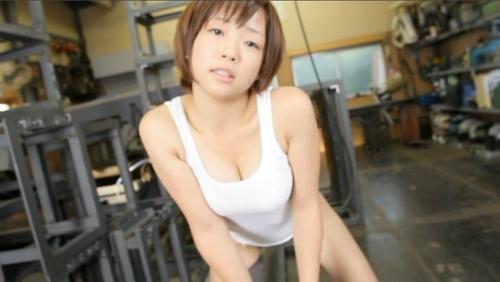 紗倉まな-工場萌え美少女18歳-16