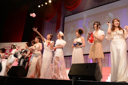スカパー!アダルト放送大賞2013-08