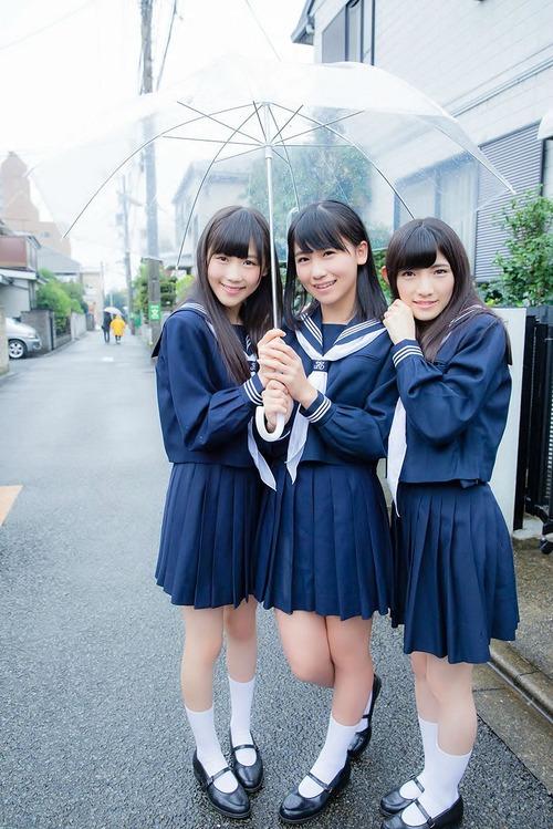 001-西野未姫&小嶋真子&岡田奈々