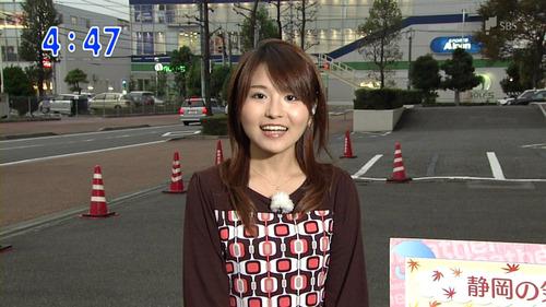 岡村真美子-静岡放送時代