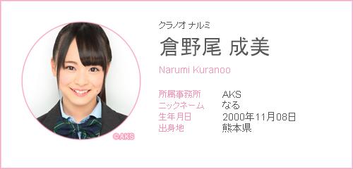 倉野尾成美-Profile-01