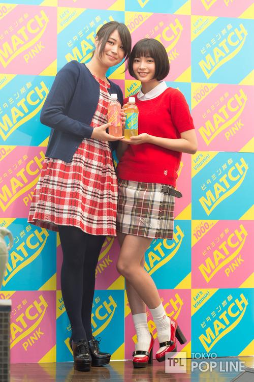 広瀬アリス&広瀬すず-MATCH-15