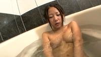 巨乳妹と風呂で淫行-150118-41
