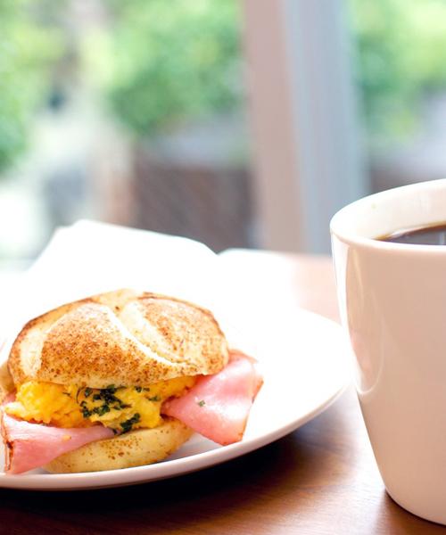 001-朝食