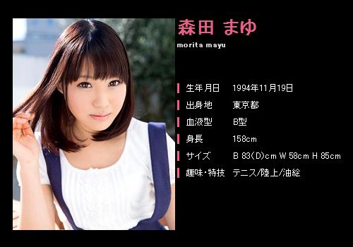 森田まゆ-Profile