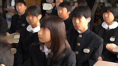 001-女子中学生-Top