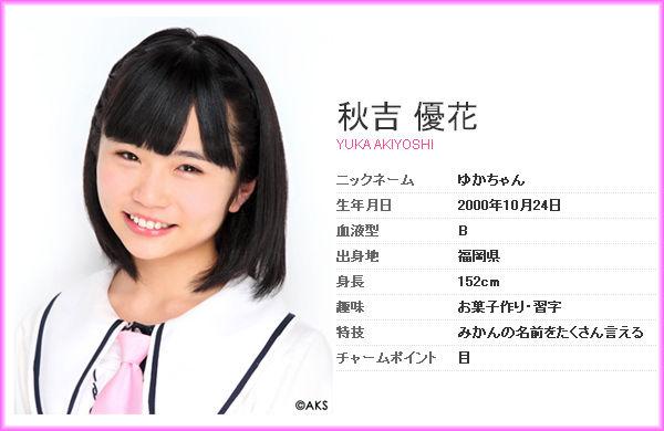 025-秋吉優花-プロフィール