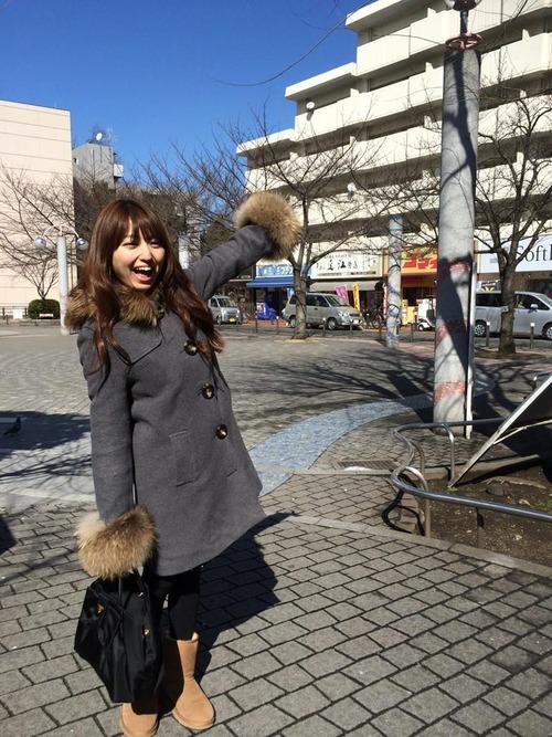 【福岡良子】お天気お姉さん 朝から盛大にパンチラ (*/∇\*)キャ!!【はやドキ!】