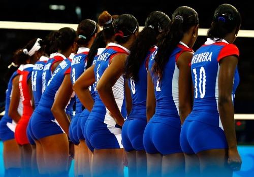 051-キューバ女子バレーボール