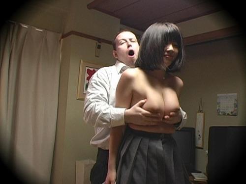 女子校生乳&乳首いじり-05