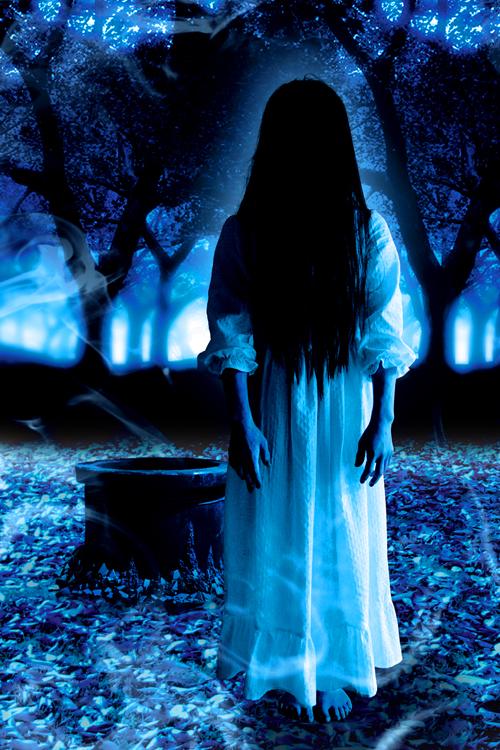 幽霊の 乳首チラ エロすぎwwwwwwwwww
