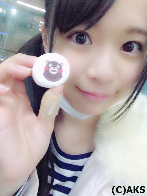 倉野尾成美&くまモン-05