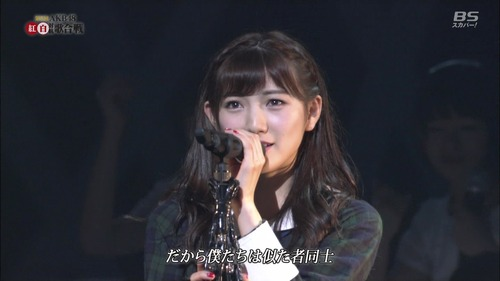 214-AKB紅白-岡田奈々
