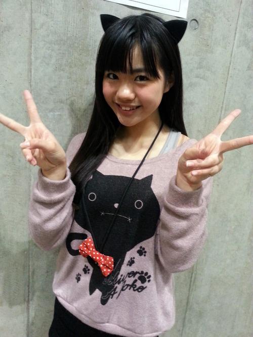 【HKT48】アイドル(14)の乳が とんでもないことになっている!!【田中優香】