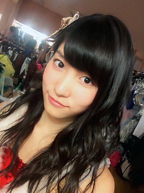 【谷口めぐ】16才のアイドル、M字開脚でマル見えに!!【AKB48】