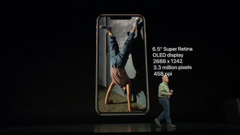 Apple発表会『iPhone Xs』と『MAX』発表!ストレージは最大512GB