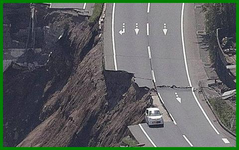韓国で観測史上最大規模クラスの大地震発生!韓国人大パニック(画像あり)の画像