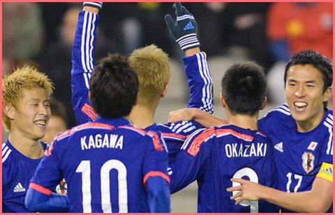 【サッカー】日本、ハリル采配ズバリで因縁のUAEに快勝