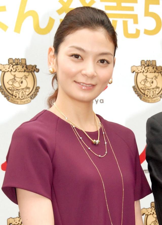 ファッションモデルの田畑智子さん