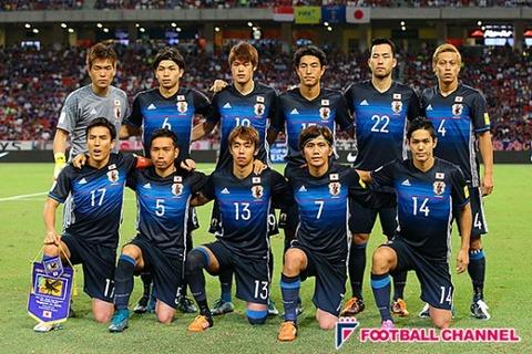 【サッカー】日本代表の新メンバー紹介!『香川シン子』と『岡崎シン子』の画像