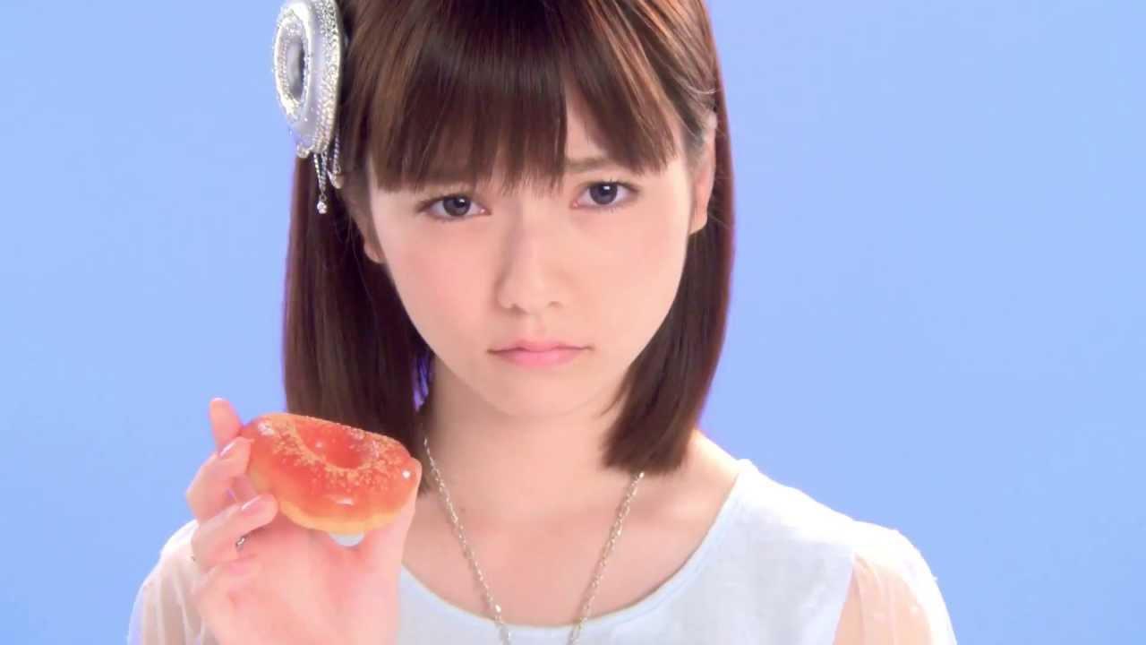 島崎遥香 ドーナツ