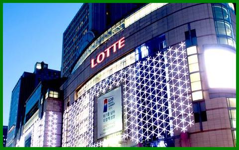 【韓国】釜山のロッテ百貨店、天井が崩落!(画像あり)の画像