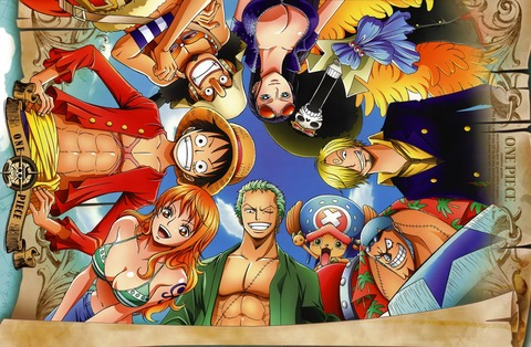 One-Piece-New-World-2013-Desktop-Wallpaper
