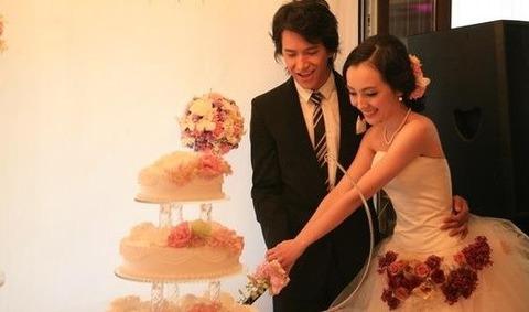 阿部力さんの結婚