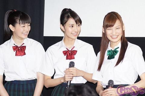 大政絢・岡本あずさ・岡本杏理-20110205-zenigatamovie3-9